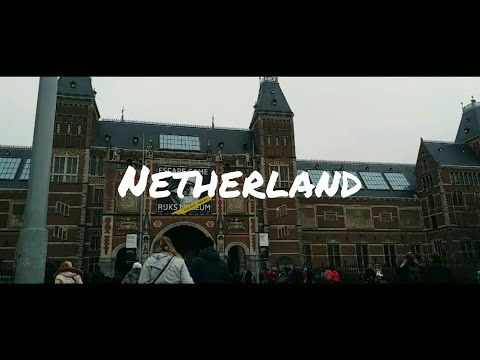 Phone Cinematic Video Netherland 🇳🇱 | Travel Video To Den Haag And Amsterdam