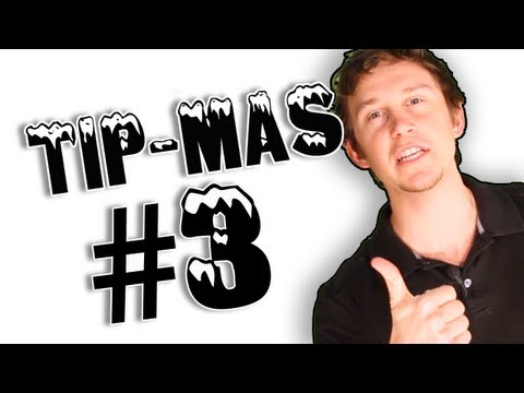 BASKETBALL TIPS!! 12 Days of Tip-mas (Day #3) -- Take it up STRONG!