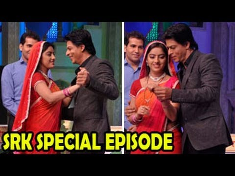 Sandhya's ROMANTIC DANCE with SRK SPECIAL EPISODE in Diya Aur Baati Hum 1st August 2013 FULL EPISODE