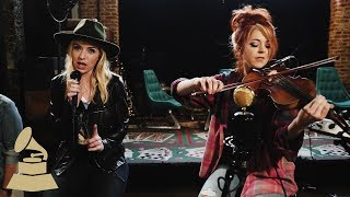 "Lindsey Stirling ""Hold My Heart"" feat. ZZ Ward (Live Acoustic Version) 
