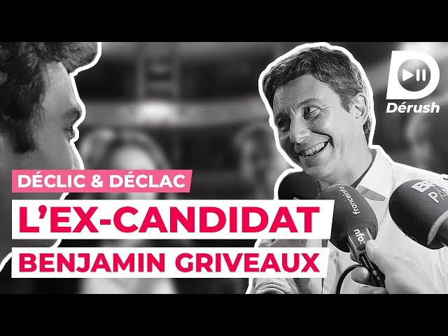 QUI EST BENJAMIN GRIVEAUX, EX-CANDIDAT À LA MAIRIE DE PARIS ?