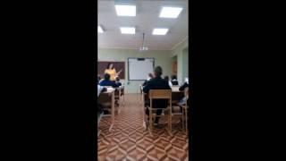 Урок английского языка в 3 классе на тему: