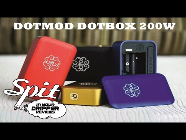 Pineapple Smoothie - HARDWARE REVIEW - DOTMOD DOTBOX 200W