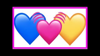 The UNUSUAL meaning behind love heart emojis uncovered and fans are in shock