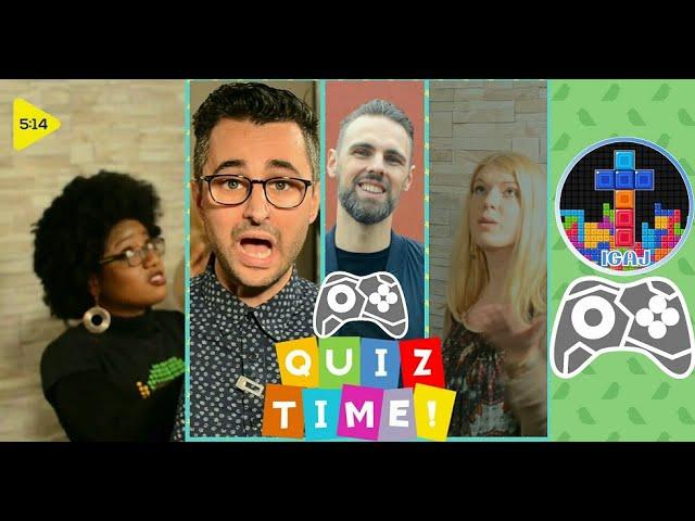 Quizz Time Geek: entre youtubeur chrétien
