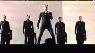 Детали номера Сергея Лазарева на Евровидении 2016