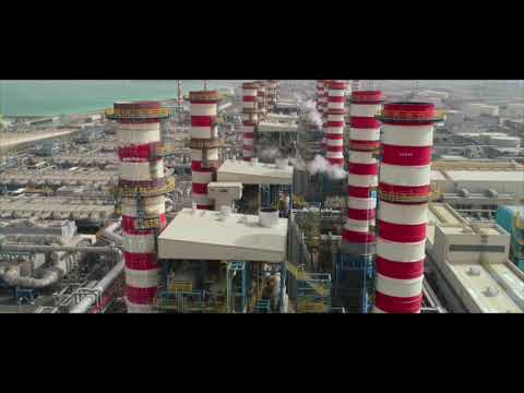 DEWA adds 700MW to M-Station, largest power and desalination plant in UAE (Video: AETOSWire)