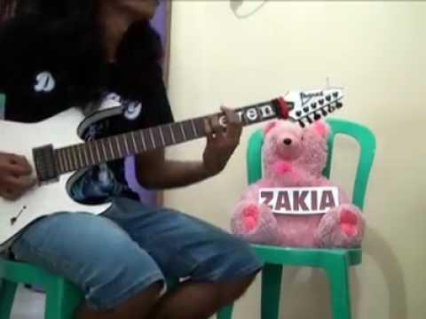 ZAKIA AHMAD ALBAR   Instrumental