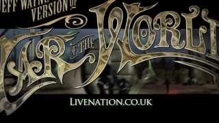 The War of The Worlds - Alive on Stage! The Final Arena Tour - 2014