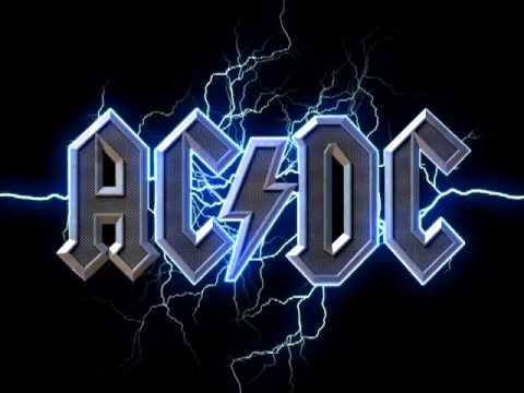 AC DC You Shook Me All Night Long