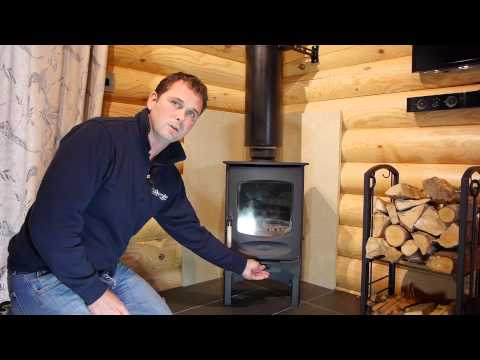Log Cabin Holidays with Hot Tubs - How To Light A Wood Stove Video - The Suffolk Escape