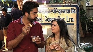 Shlok And Aasthas Love Date In A Public Transport