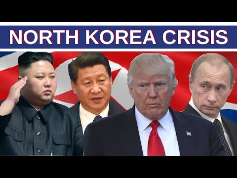 North Korea Crisis: Is It Impossible to Solve? Explanation by Mudit Gupta