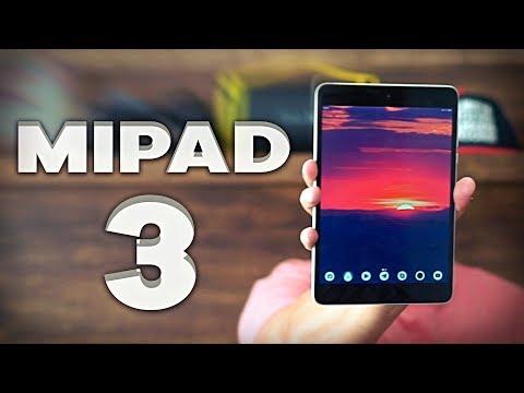 NECESSÁRIO? O melhor tablet custo beneficio. Review Xiaomi Mipad 3.
