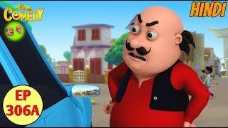 Motu Patlu | Cartoon in Hindi | 3D Animated Cartoon Series for Kids | Driver No.1