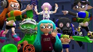 [Splatoon GMOD] Squid-nanigans thumbnail