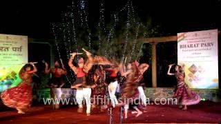 Dandiya Raas dance from Gujarat