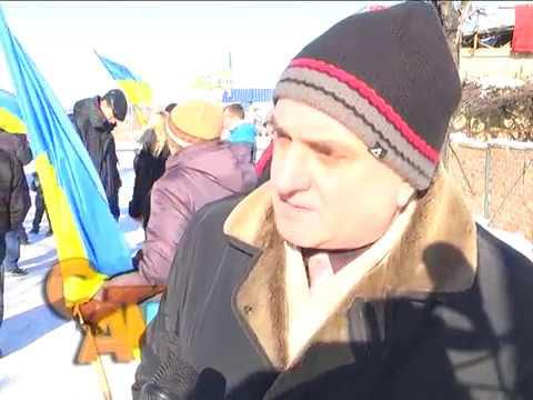 День Соборності в Семенівці