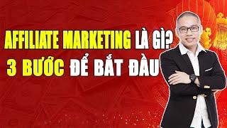 Affiliate Marketing là gì ? 3 bước để thành công với Affiliate Marketing và MMO
