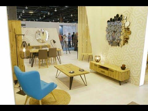 Recorremos la feria del mueble de valencia en busca de las for Feria del mueble valencia