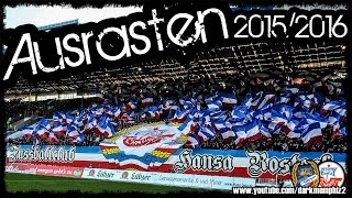 Hansa Rostock Fans - Ausrasten Saison 2015/2016 - Preview