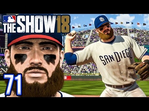 MLB The Show 18 Road to the Show - STARKS DEBUTS IN MLB 18! - Ep.71