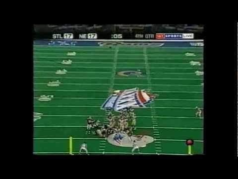 Super Bowl XXXVI - Gil Santos Call and Closing Credits