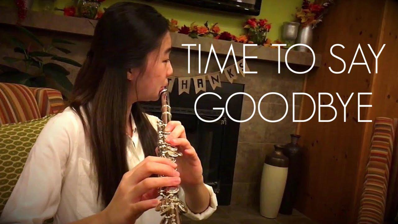 time to say goodbye piano sheet pdf