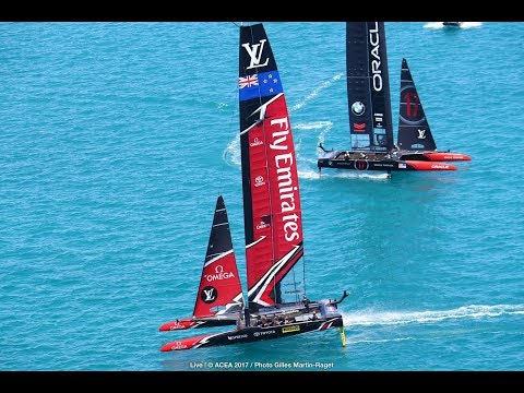 America's Cup Race Day 4 review