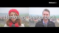 Bürgermeisterwahl 2020 Geisa - Henkel vs. Breitenbach - Entscheidungshilfe
