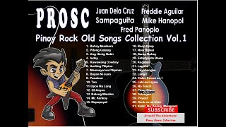 Pinoy Rock Old Songs Collection v.1