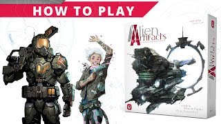 How to play Alien Artifacts