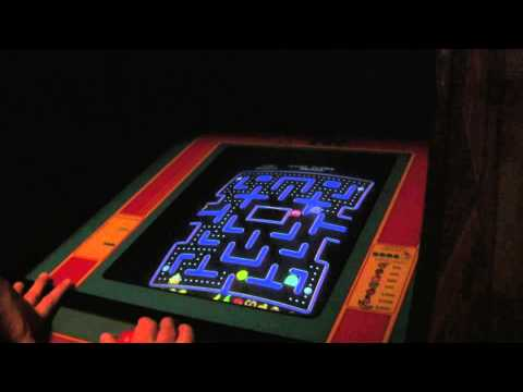 Ms.  Pac-Man High Score Attempt 222,870
