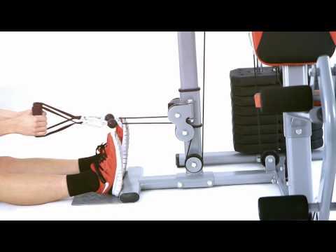Ni-Trac7 XT-90 Home Gym