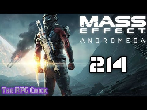 Let's Play Mass Effect: Andromeda (Blind), Part 214: Annea's Water Supply