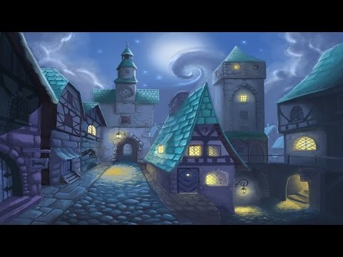 Beautiful Medieval Song - Medieval Village