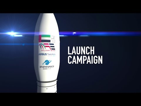 VV15 Launch Campaign -  FalconEye1