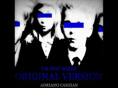Adriano Canzian - I'm not sorry EP - PREVIEW