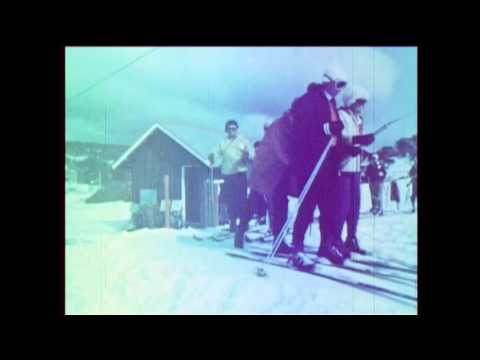 Snowy Slalom - 1963, Vintage Australian Alpine film (incomplete)