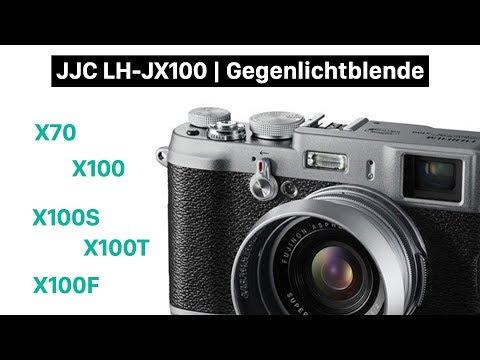 JJC LH-JX100   günstige Gegenlichtblende für Fujifilm X70, X100, X100S, X100T und X100F
