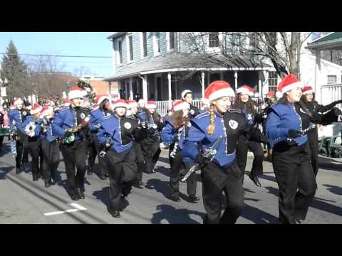 Christmas Parade In North East Maryland