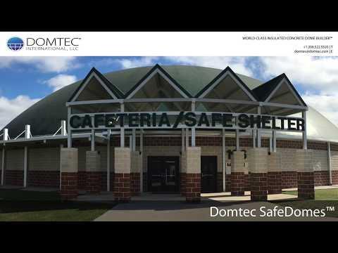 SafeDomes: Raymore Peculiar, MO Gymnasium