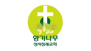 향기나무성서침례교회 예배실황 2020-11-08