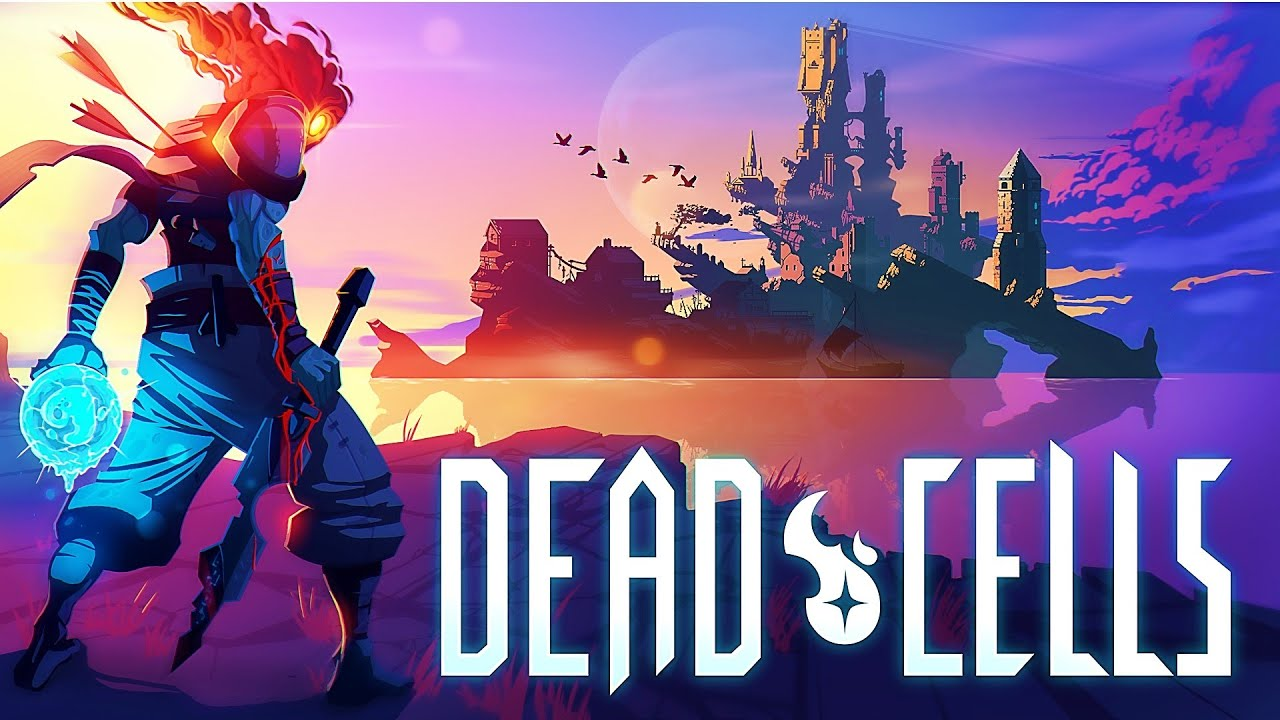 I NEED HEALING!!! (Dead Cells Gameplay)