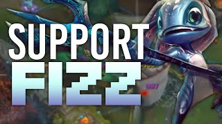 Imaqtpie - SUPPORT FIZZ