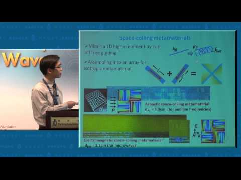 Croucher Advanced Study Institute Conference : Talks Part 1 (3 Oct 2012)