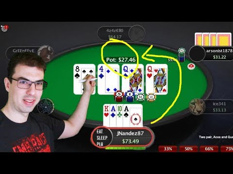 Warm-up for my $10k Bankroll Challenge - PLO50 Strategy