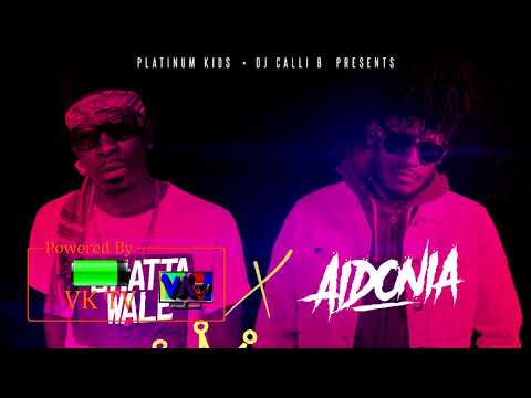 Shatta Wale x Aidonia - My Queen (Audio) September 2017