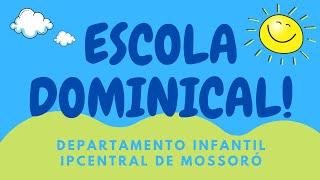 Escola Dominical Infantil - Abraão e Isaque