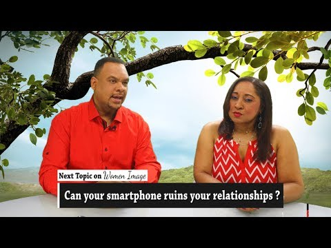"""Valerio & Barbara - Topic : """" Can your smartphone ruins your relationship ? """""""
